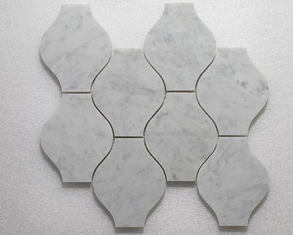 "WJ 512 Lanterna-W. Carrara P. 13.1"" x 11.4"" Image"