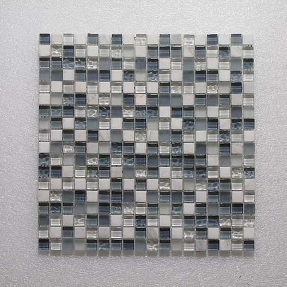 Glass & Stone Blend Square Mosaic MAG 4422-SQ Image