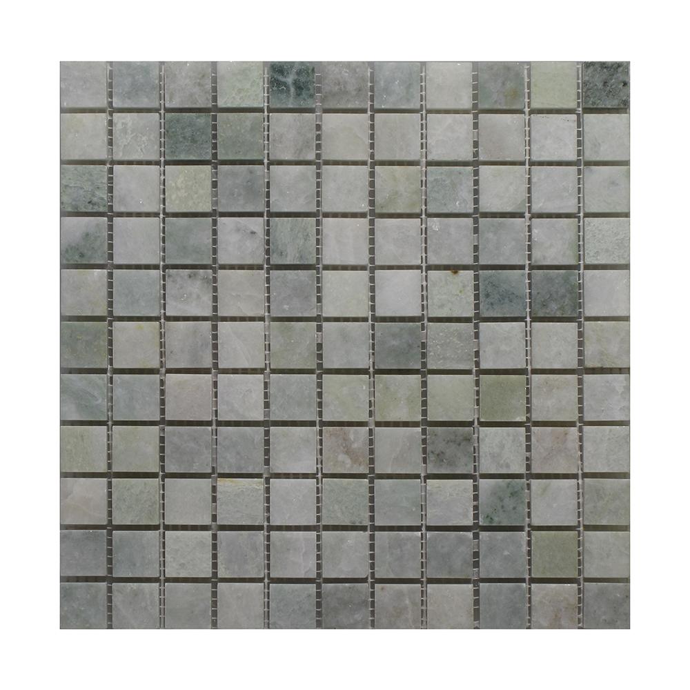 "Ming Green Square - 1"" x 1"" Image"