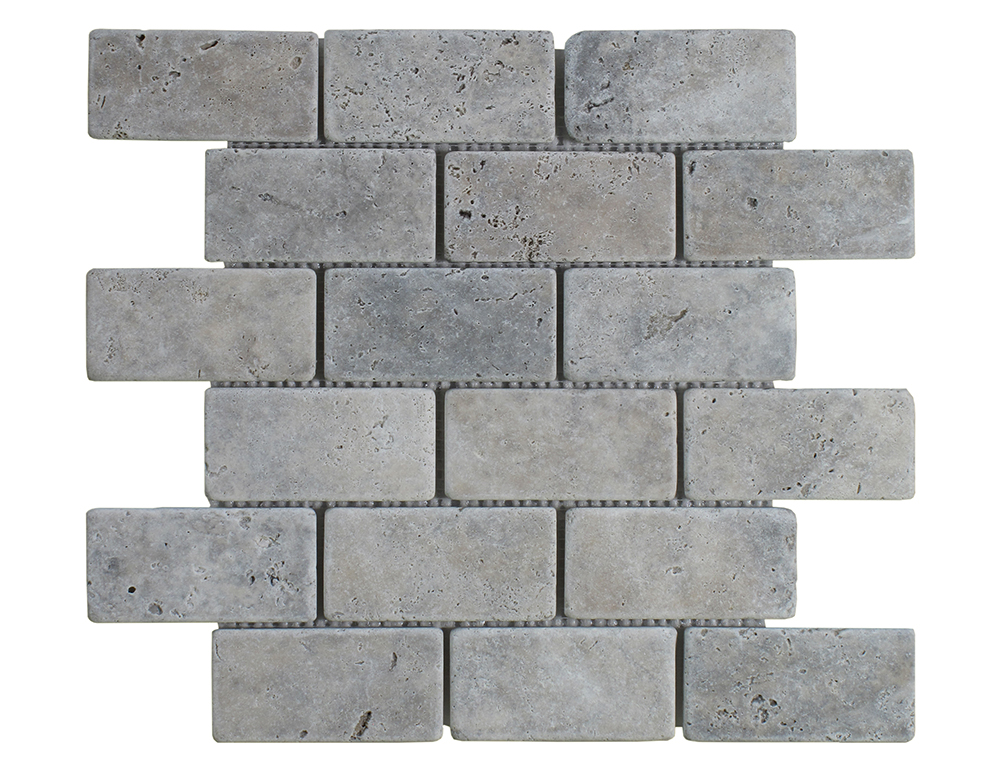 "Silver Brick - 2"" x 4"" Image"