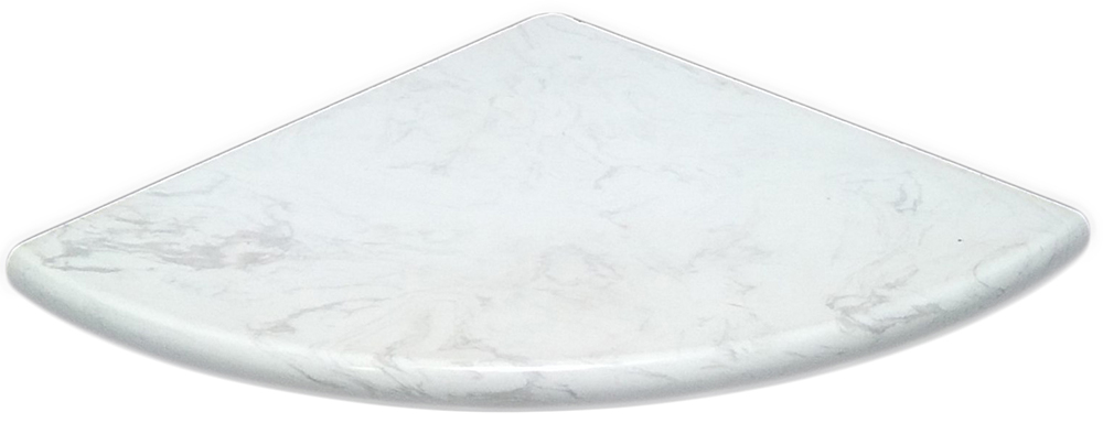 White Marble Full Bulnose Both Side Polished - 9 Image