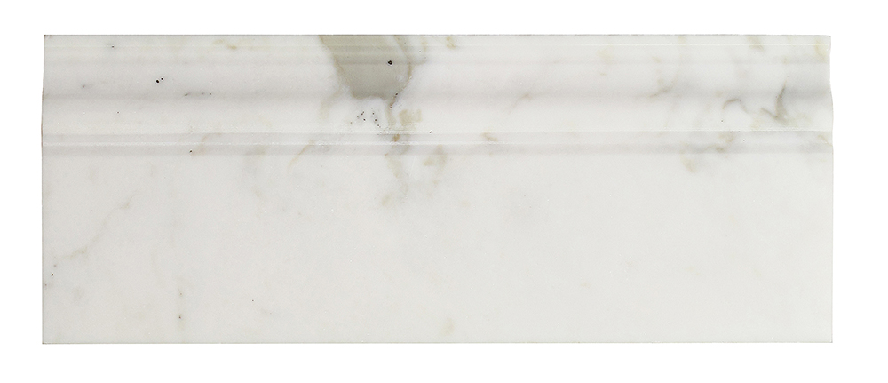 "Calacatta Gold Base - 5"" x 12"" Image"